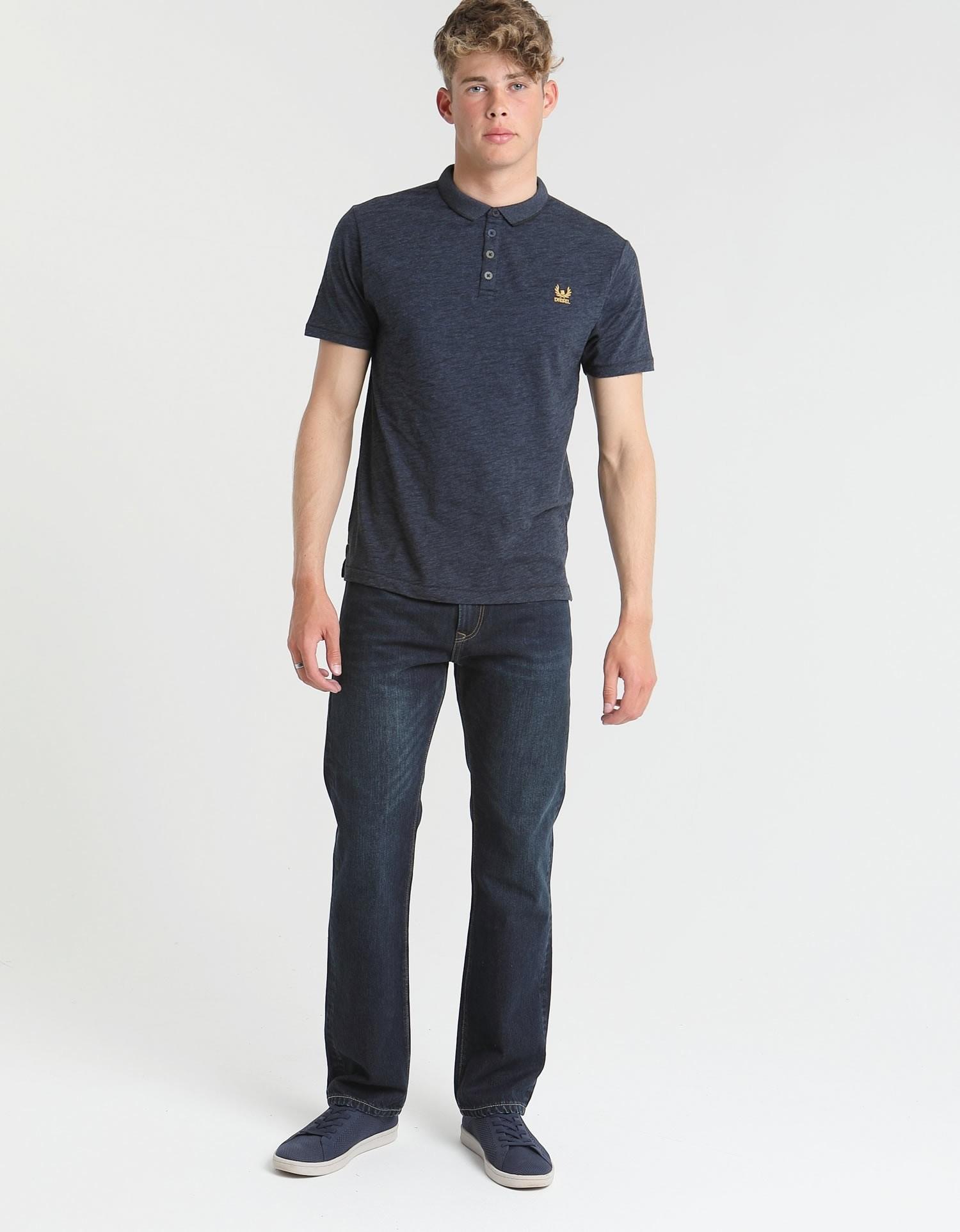 43247600262 Clark Dexter Bootcut Jean In Dark Blue - Clothing Store Bray, Co ...