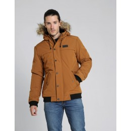 Xander Jacket Tobacco
